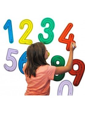 Numbers for Tracing
