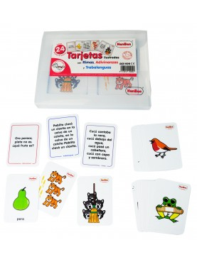 Riddle & Rhymes Card Game