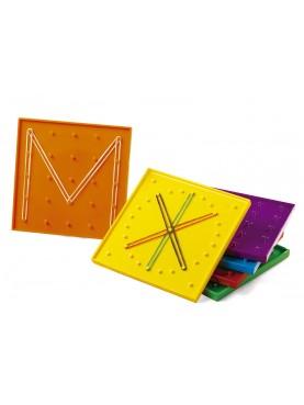 Geo/Board Kreis/Quadrat