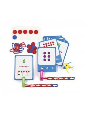 Kit d'activité des numéros et des quantités