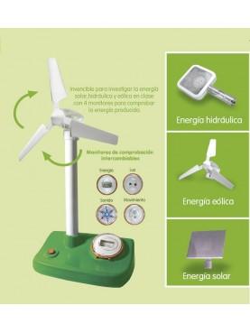 Kit energías renovables