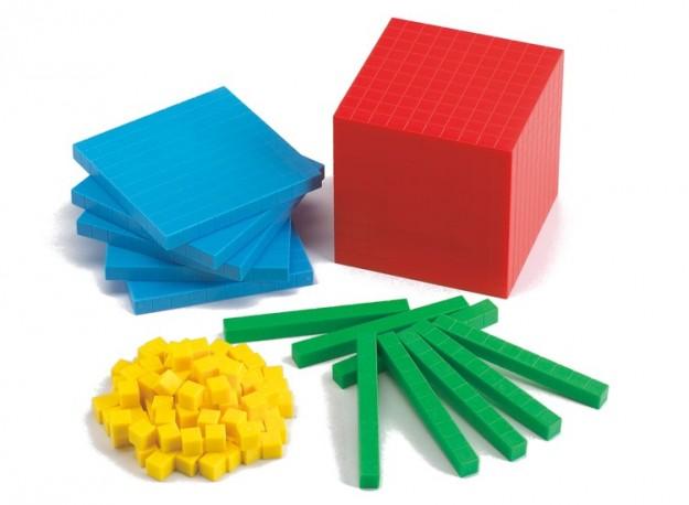 Base 10 in 4 Farben
