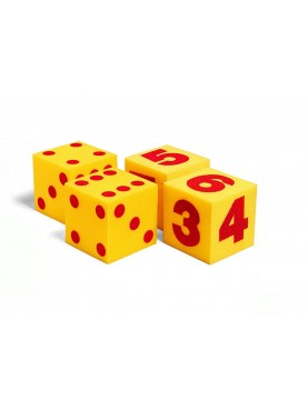 Giant Foam Dice: Points