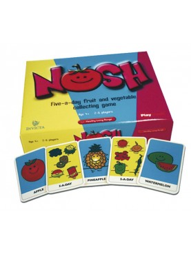 Nosh: Fruit & Veggies
