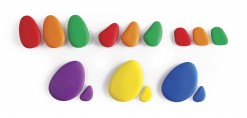 Rainbow Pebbles