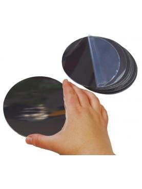 Cercles en miroir