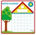 Nuestro calendario magnético