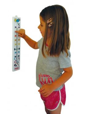 Thermometer aus Plastik