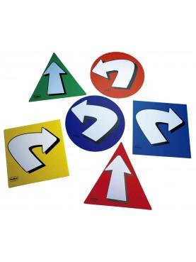 Flechas y formas