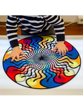 Riesenrad Optische spiele