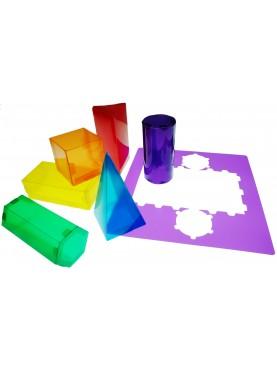 GEOS Formas geométricas traslúcidas
