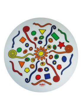 Kneteunterlage Mandala