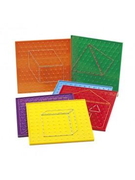 Geo/Board Isometrisch/Quadrat