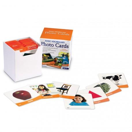 Boîte de Photos en Anglais