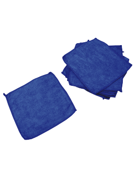Microfibre Cloths (set of 5)