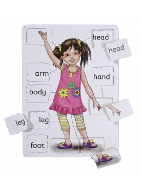 Body Words (inglés)