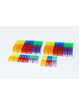 Blocs de Construction Translucides (type duplo)