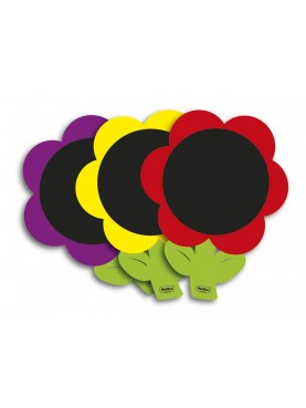 Pack of 3 Giant Flower Boards