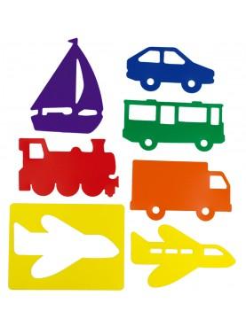 Plantillas Henbea. Transportes