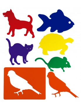 Pet stencils