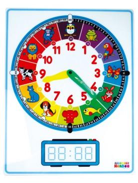 Reloj manual