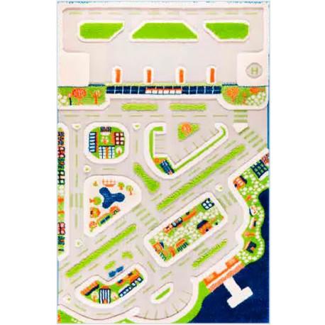 3D Carpet: Minicity