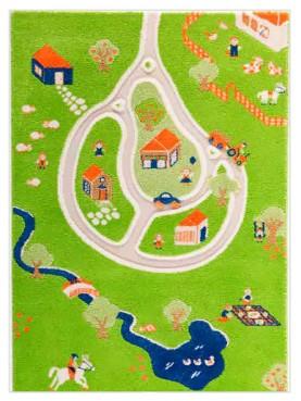 3D Teppich: Farm