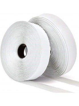 Aufklebbare Klettverschlussbänder: 25m