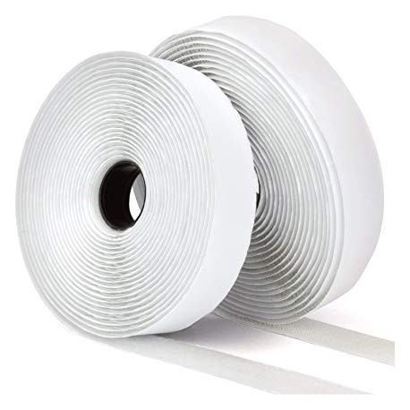 Adhesive Textile Fixtures: 25m