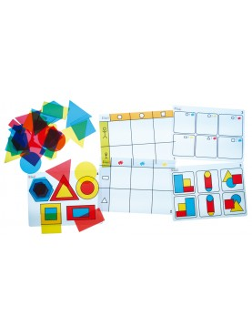 Transparent Attribute blocks – Activity kit