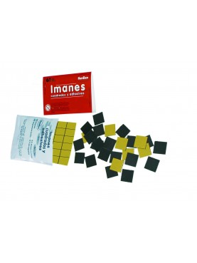 Adhesive Magnets (50 un.)