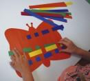 Giant Weaving Kit Butterfly & Snail