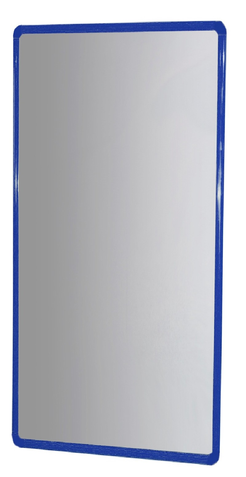 Espejo con marco de aluminio (120x50cm) - Snap-Edulink, S.L